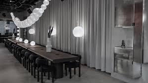 Rosy S Party Designers Dezeens Top 10 Restaurant Interiors Of 2019