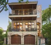 3 story tiny house. Urban House Plan C9075 3 Story Tiny E