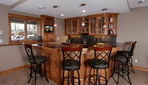 Home Kitchen Bar Ideas