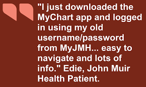 John Muir Health My Chart Learn More About Mychart At Https Bit Ly 2ld0suf Tweet
