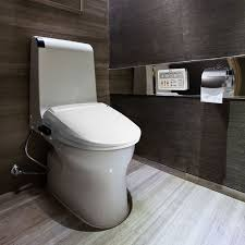 The modern bidet is an advanced model that has been created based off of  the original style and then added to with advanced features and new  elements.