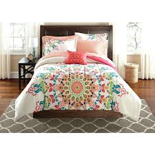 decoration pink green comforter set girls full rainbow unique prism blue colorful pattern bedding 8