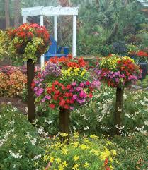 garden columns. Brilliant Garden Border Columns Throughout Garden