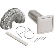 bathroom fan ducting. Wall Vent Ducting Kit Bathroom Fan M