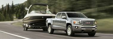 2017 Chevy Trax Towing Capacity Chart What Is The Max Towing Capacity For The 2019 Gmc Canyon