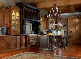 custom rustic kitchen cabinets. Alder Custom Kitchen Cabinetry Offers Rich, Rustic Looks Cabinets M