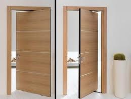 contemporary interior door designs. Unusual Interior Doors Adding Surprising Accents To Modern . Contemporary Door Designs