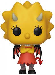 Купить <b>фигурка Funko POP</b>! <b>Television</b>: Simpsons: Demon Lisa ...