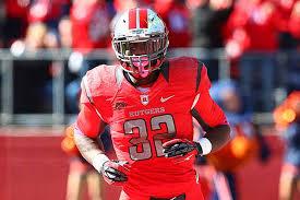 New England Patriots Draft Rutgers' Duron Harmon in Third Round - Rutgers  University Athletics