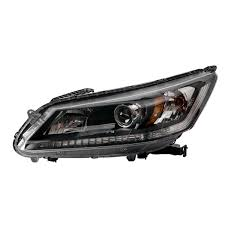 2013 Honda Accord Parking Light Details About Ho2502151oe New Oem Driver Side Headlight Assembly Fits 2013 2015 Honda Accord