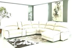 l u sectional couch leather dimensions shaped large