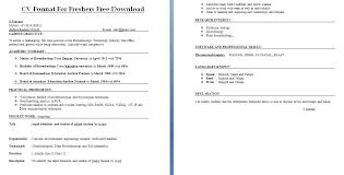 How To Create A Resume For Free Create A Simple Resume Online Create