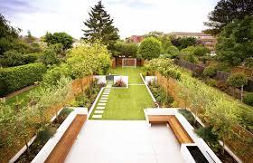 Small Picture Creative ideas for a long narrow garden design GardenLife Blog