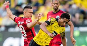 Transfer talk is live with the latest. Borussia Dortmund Beat Eintracht Frankfurt