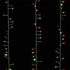 Christmas Snake Lights Raz 73 8 Red Green And White Compact Snake Lights On A Green Wire With Remote G3837087