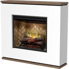 details about dimplex wds20 30 windlesham revillusion electric fireplace w mantel 2kw cream