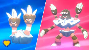 Pokemon Binacle Evolution Chart How To Evolve Binacle Into Barbaracle In Pokemon Sword And Shield