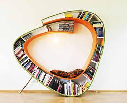 30 Functional Unique Bookshelves And Book HoldersUnique Bookshelves