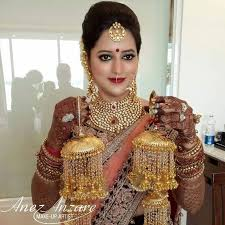 top 10 bridal makeup artist in kerala