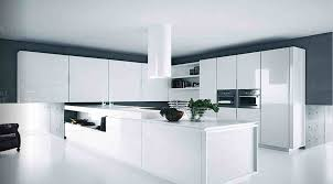 White Gloss Kitchen Cabinet Example Photo Of White Gloss Kitchen Cabinet White Gloss