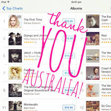 Itunes Country Charts Australia