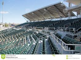 Fort Myers Miracle Stadium Seating Chart The New Seats At Hammond Stadium Editorial Image Image Of