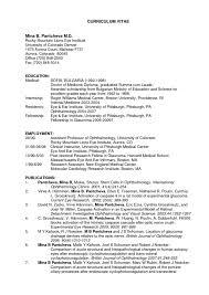 Us Resume Examples Resume Template American Resume Example Free Career Resume Template 4