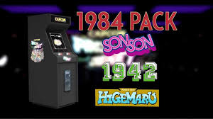 1942 Arcade Cabinet Capcom Arcade Cabinet 1984 Pack Trailer 1942 Sonson And Pirate