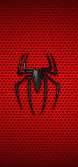 1080x2280 Spiderman Logo Background 4k ...