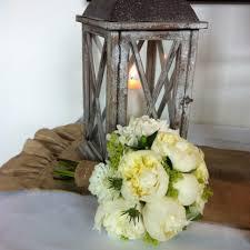 whitewash wooden lanterns