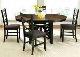 small circular dining table circle room photo 9 glass half d