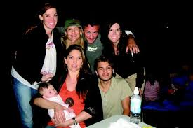 does the wild truth tell the true story of chris mccandless daughter christiana shelly mccandless robin wright sean penn shawna mccandless and emile hirsch on the south dakota movie set of into the wild in