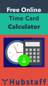 Free Time Card App Free Time Card Calculator App Enter Your Hours Worked And Lunch