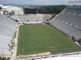 Lane Stadium Seating Chart Student Section Lane Stadium Section 508 Rateyourseats Com