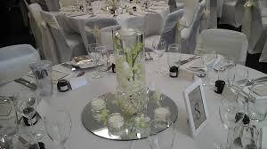 Round Centerpiece Mirror Bases Wedding Hire Melbourne Events