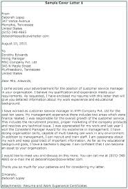 Call Center Cover Letter Example 9 10 Call Center Cover Letter Samples Archiefsuriname Com