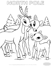 Christmas Coloring Pages For 3 Year Olds With Printable Coloring