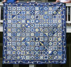 55 best Quilts - Sylvia's Bridal Sampler images on Pinterest ... & Sylvia's Bridal Sampler is a 140 block sampler quilt quilt made by the  characters in a novel, The Master Quilter, the sixth in the Elm Creek  Quilts series ... Adamdwight.com
