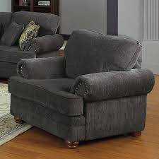 Traditional Chairs For Living Room Coaster Furniture 504403 Colton Traditional Styled Living Room