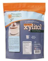 Amazoncom Health Garden Birch Xylitol Sugar Free Sweetener All