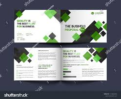 Brochure Cover Pages Business Brochure Cover Pages Design Stock Vector Royalty Free