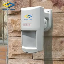 china wireless pir motion sensor with pet immunity for outdoor detection 650 china pir sensor alarm