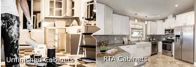 Unfinished Kitchen Cabinets Vs Rta Cabinets The Ultimate