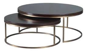 round nesting coffee tables round nest coffee table marble top with brass frame round nesting coffee table nesting coffee tables south africa