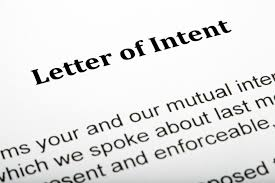 Letter Of Intent When Renting A Property In Singapore