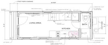 tiny homes floor plans. Contemporary Homes Tiny House Floor Layout On Homes Plans P