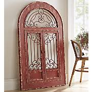iron gate wall decor custom wall accents wall hangings metal wall art country door decorating design on iron gate wall art with iron gate wall decor beauteous distressed metal garden gate wall