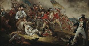 joseph warren dies a martyr in the battle of bunker hill new  the death of general warren at the battle of bunker hill by john trumbull