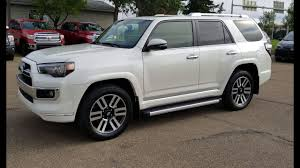 2018 Toyota 4runner Limited In Blizzard Pearl With Redwood - 1999 ...