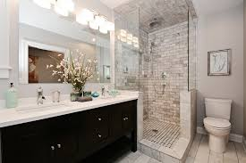 contemporary master bathroom ideas. contemporary master bathroom with handheld showerhead, bathroom, flat panel cabinets, flush, ideas o